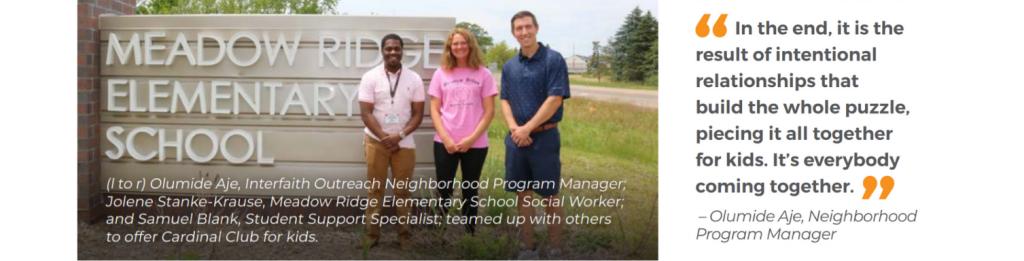 Olumide Neighborhood Program