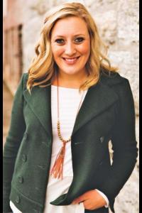 Britta McGuire volunteer spotlight